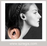 소음 취소를 가진 소형 에서 귀 입체 음향 무선 Bluetooth V4.1 Earbuds