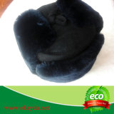 羊皮のUshankaの確実な帽子