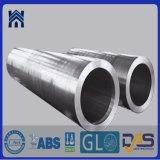 Le tube a modifié l'acier du carbone d'acier allié de boucle la pièce forgéee lourde
