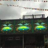 Colore completo esterno P8 che fa pubblicità alla visualizzazione di LED/video schermo