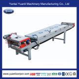 Système automatique de refroidissement par air PVC en acier inoxydable pour revêtement en poudre