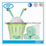 Мешок шнура притяжки китайской фабрики изготовленный на заказ пластичный