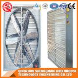 Firut를 위한 다중 경간 강철 프레임 알루미늄 단면도 유리제 온실
