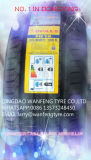 El neumático del coche de la marca de fábrica de los ópalos, todo sazona el neumático radial