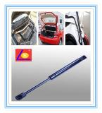 Suportes de apoio de nylon do gás do encaixe de extremidade da esfera para o tronco de carro