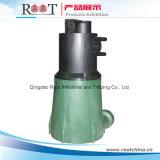 Parte modellata iniezione di plastica del compressore d'aria