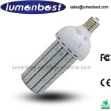 220 luz de calle del brillo 360degree Twistable LED del grado