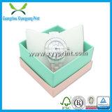 Boîte cadeau en papier de bonne qualité pour regarder avec un prix bon marché
