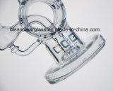 Booreiland van de Waterpijp van het Glas van Ccg het In het groot Mini Tonvormige