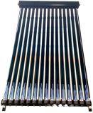 Colector de tubo de vacío del colector solar térmica