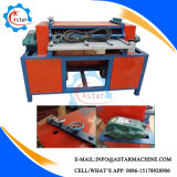 machine éliminante en aluminium du radiateur 200-500kg/H
