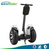 """""""trotinette"""" de pé elétrico para adultos com o pneumático liso do vácuo"""