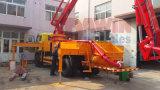 de Pomp van de Boom van de Vrachtwagen van de Concrete Pomp van de Waaier van het Werk van 28m