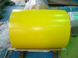 La couleur de CGCC SGCC enduite a enduit l'enroulement d'une première couche de peinture en acier galvanisé