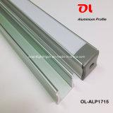 Perfil Alp1715 de alumínio anodizado diodo emissor de luz