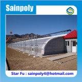 Wohnhauptwinter verwendetes Solargewächshaus für Gurke