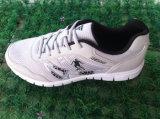 Unterschiedlicher Farben-Form-Sport bereift laufende Schuh-Fußbekleidung