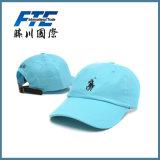 金属のバックルが付いている昇進の刺繍のポロの野球帽