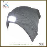 주문 겨울에 의하여 뜨개질을 하는 모자 LED 베레모 모자