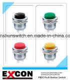 Pb02 Drucktastenschalter-Noten-Schalter mit Rücksetzen-Funktion