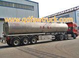 43000 litros de aluminio de la aleación 5083 del combustible de acoplado del petrolero