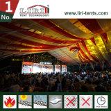 barraca grande do evento de 50X50m para 3000 partidos e casamentos dos povos