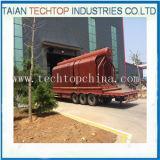 Oal despediu a caldeira de vapor Superheated para o hotel/produto químico/matéria têxtil/indústria alimentar