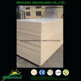 Painel de partículas de melamina de cor cereja E1 de grau para produtos de mobiliário