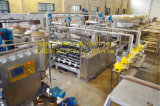 高容量の飴玉の生産工場