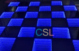 Disco Party Mirror Abyss Effect DMX 3D LED Dance Floor