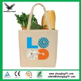 Sacchetto promozionale su ordinazione della iuta di Eco di protezione dell'ambiente con la maniglia