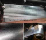 Aluzinc Stahlzn-Beschichtung-Stahl des dach-Blatt-Aluminiumzink-Coil/Al