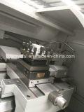 높은 정밀도 중국 금속 선반 CNC 기계 (CK6136A-1)