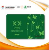 Cmyk Printing Plastic PVC Card mit Customized Artwork