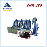 Модельная машина сварки в стык сварочного аппарата трубы HDPE Shr-160 гидровлическая