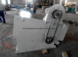 Magnetische Separator van het Vlekkenmiddel van de Landloper van het Ijzer van de Pijpleiding van Rcyg de Permanente voor de Transportband van de Riem