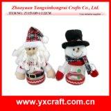 Decorazione del mestiere del feltro di inverno di natale della decorazione di natale (ZY11S111-3-4-5)