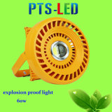 IP66のライト5年の保証60Wのクリー族LED Explosiionの証拠