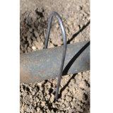 Les agrafes de GAZON et d'irrigation utilisées dedans maintiennent le GAZON