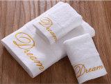 Дешевое выдвиженческое оптовое изготовление полотенца ванны гостиницы