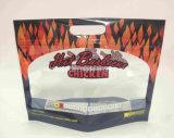 Bolso de la manija con la cremallera para el pollo caliente