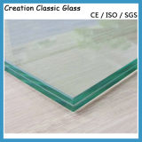 2-19mm ISO9001/Cer-ultra freies Floatglas