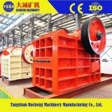 China-Fabrik-gute Qualitätskiefer-Zerkleinerungsmaschine