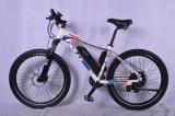 Bicicleta elétrica da montanha agradável do projeto com En15194 (OKM-1347)