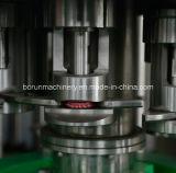Planta de cristal automática del embotellado