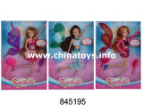 소녀 요전같은 나비 단단한 합동 Winx 인형 (845194)를 위한 최신 판매 플라스틱 장난감