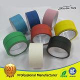 20 años de alta calidad de la fábrica ninguna cinta adhesiva del coche del residuo de la pintura de la cinta ULTRAVIOLETA del Crepe