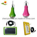 Sonnenkollektor-MiniSonnensystem-Installationssatz-Solarim freienbeleuchtung-Installationssatz Innen