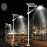 Ensemble réglable 20W Semi-intégré Solar Street LED Lighting
