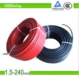 4mm2 Tinned Copper Solar Cable Xlpo Insulation für Photovoltaic System